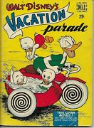 Dell Giant Walt Disneyand039s Vacation Parade 1 Carl Barks At His Best Gvg