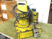 Enerpac Hydrualic Pump For Pipe Bender Yellow 110/115v ... Whs-3-001