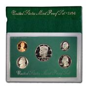 United States Mint Issued Proof Set 1994 Original Packaging