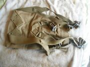 Ww2 Us Mark Gi 1942 Dated Canvas Ruck Sack Backpack Boyt Nos Condition Rucksack