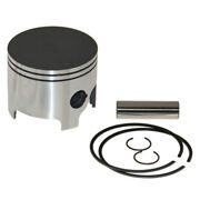 Mercury Wiseco Piston Kit Starboard 2.5l 1991 Loop Charge Bore 3.500 785-9738t4
