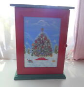 2003 Thomas Pacconi Classics Advent Calendar With 24 Ornaments And Star Topper