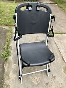 Folding Exercise Rehab Resistance Chair W/ Posture Pump