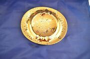 Vintage Bel-terr China Weeping Gold 22kt Gold Astray