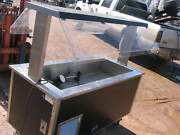Vollrath 60 Mobile Refrigerated Food Station Salad Bar Mobile Buffet Table Cart
