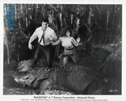 Rock Hudson Claudia Cardinale Sexy And Wet Vintage Photo Blindfold