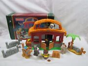 Fisher Price Little People Christmas Nativity Lil' Drummer Boy 2006 Music Sounds