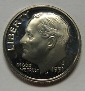 1991-s Clad Roosevelt Dime Shipped Free Best Prices On Ebay Nice Coins