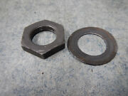 Sprocket Nut 1970 Sachs Dkw125 125 Hercules Country Leading Link 70