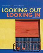 Looking Out Looking In By Ronald B. Adler English Paperback Book Free Shippin