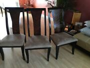 Used Formal Dining Room Set And Sideboard