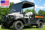 Hard Windshield And Roof For Bobcat 2200 / 2300 - Canopy - Soft Top - Heavy Duty