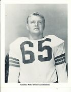 1955 Cleveland Browns Team Issued 21 Card Set Chuck Noll Rookie