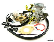 Ford Escort/orion Fwd 1.1/1.3 Weber 34 Ich Carburettor Replaces Ford Vv Type