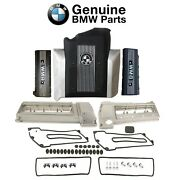 For Bmw E53 X5 Engine And Valve Cover And Gaskets Trim Cover Seals Kit Genuine