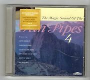 Ih820 The Magic Sound Of The Pan Pipes Vol 4 14 Tracks - 1994 Cd