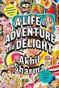 Life Of Adventure And Delight By Akhil Sharma English Paperback Book Free Ship