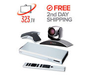 Polycom Realpresence Group 300 In Factory Packaging - The Best Value On Ebay