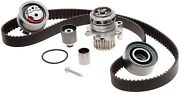 Engine Timing Belt Kit With Water Pump Gates Tckwp342m For Audi A3 Vw Golf Jetta