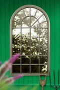 Extra Large Garden Wall Mirror Sand Arch Outdoor Vintage 5ft3 X 3ft 160x91cm