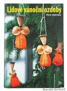 Book Czech Christmas Folk Ornaments Traditional Crafts Natural Tree Decorations
