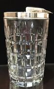 Antique And Co. Sterling Silver And Hawkes Mint Julep Stir Glass