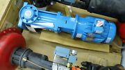 Paco Vm40s-52681ee 50 Gpm Vertical Multi Stage Centrifugal Pump 5hp Baldor Motor