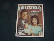 1983 Nov/dec Collectibles Illustrated Magazine - John And Jackie Kennedy - Cw 1068