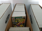 Marvel Comics Only Long Box Special 300 Books