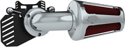 Vance And Hines Chrome Vo2 90 Air Cleaner Intake Kit Filter Harley Touring Softail