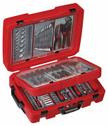 Teng Tools Toolkit Tool Set Spring Sale With Rolling Mobile Service Case Sc01
