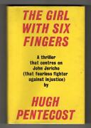 The Girl With Six Fingers By Hugh Pentecost First Uk Edition Gollancz File ...