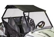 Kolpin Outdoors Full Fixed Front And Rear Windshield With Roof Polaris Rzr 170