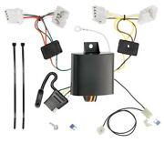 Trailer Wiring Harness Kit For 09-14 Nissan Murano Except Crosscabriolet New