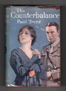 The Counterbalance By Paul Trent First Edition Rare Dj Publisherand039s File Copy