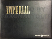 1966 Chrysler Imperial Color And Upholstery Dealer Album Large Crown Lebaron