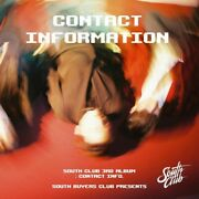 South Club - 3rd Ep Album Contact Information [new Cd] With Booklet,