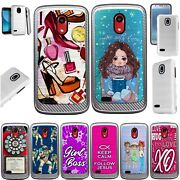 Artillery Case For Alcatel Idealxtra/ 1x Evolve/ Tcl Lx Brushed Phone Cover C3