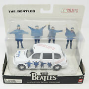 Corgi Classics The Beatles Help Album Cover Taxi Die-cast Collectable Lifted