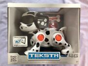 4g Tekno Robotic Puppy W/ Bone And Ball Dalmatian As Is Please Read Listing