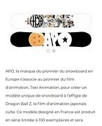 Apo Dragon Ball Z Limited Serie 100 Exemplaires