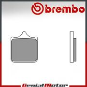 Plaquettes Brembo Frein Anterieures Rc Triumph Speed Triple Abs 1050 2011 2012