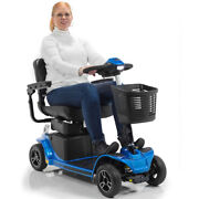 2020 Pride Revo 2.0 4-wheel Electric Mobility Scooter U1 Batteries With Cts S67