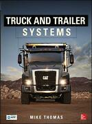 Truck And Trailer Systems By Mike Thomas English Hardcover Book Free Shipping