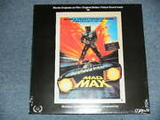 Ost Brian May 1981 West Germany A-120143 Sealed Mint Lp Mad Max Ship From Japan