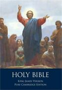 The Holy Bible Authorized King James Version, Pure Cambridge Edition Paperback