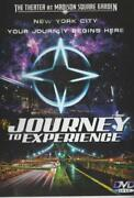 Journey To Experience Theater At Madison Square Garden New York City Dvd Video