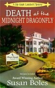 Death At The Midnight Dragonfly Paperback Or Softback
