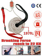 Rescue Fire Escape Rope Device Buidling Emergency Evacuation Mode 19 Story