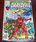Marvel Comics Group Daredevil 154 The Man With Out Fear